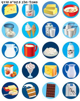 מאכלי חלב